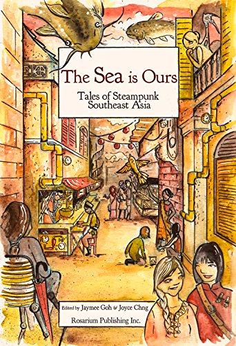 Cover of the The Sea is Ours